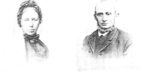 Niels Ditlefsen og Ane Marie Sørensen
